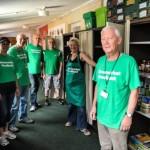 The Foodbank team